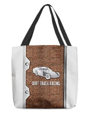 phonecase save Dirt track racing All-Over Tote tile