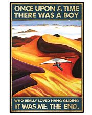 Hang Gliding Once Upon Poster 2 24x36 Poster front
