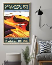 Hang Gliding Once Upon Poster 2 24x36 Poster lifestyle-poster-1