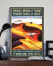 Hang Gliding Once Upon Poster 2 24x36 Poster lifestyle-poster-2
