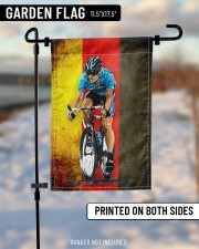 "cycling flag germany 11.5""x17.5"" Garden Flag aos-garden-flag-11-5-x-17-5-lifestyle-front-14"
