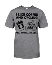 like-coffee-cycling Classic T-Shirt front