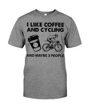 like-coffee-cycling Premium Fit Mens Tee tile