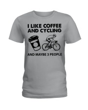 like-coffee-cycling Ladies T-Shirt tile