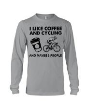 like-coffee-cycling Long Sleeve Tee tile