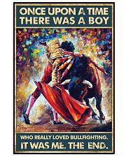 Bullfighting Once Upon Poster 24x36 Poster front