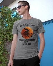 06 cycling old man italy Classic T-Shirt apparel-classic-tshirt-lifestyle-17