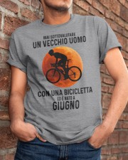 06 cycling old man italy Classic T-Shirt apparel-classic-tshirt-lifestyle-26