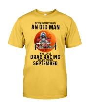 09 dragrc-olm Classic T-Shirt front