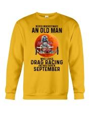 09 dragrc-olm Crewneck Sweatshirt tile