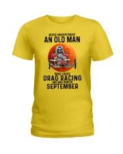 09 dragrc-olm Ladies T-Shirt tile