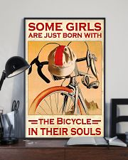 Bicycle Girl Poster  24x36 Poster lifestyle-poster-2