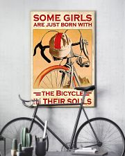 Bicycle Girl Poster  24x36 Poster lifestyle-poster-7