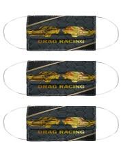 Phonecase Drag Racing Cloth Face Mask - 3 Pack thumbnail