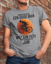 6 cycling old man never dutch Classic T-Shirt apparel-classic-tshirt-lifestyle-26