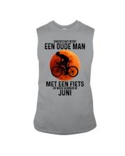 6 cycling old man never dutch Sleeveless Tee tile
