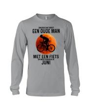 6 cycling old man never dutch Long Sleeve Tee tile