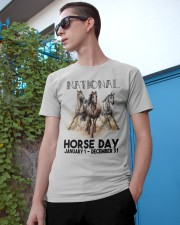 National Horse Classic T-Shirt apparel-classic-tshirt-lifestyle-17