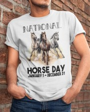 National Horse Classic T-Shirt apparel-classic-tshirt-lifestyle-26