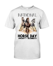National Horse Classic T-Shirt front