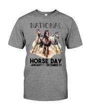 National Horse Premium Fit Mens Tee tile