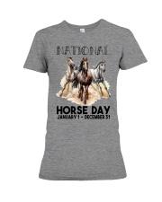 National Horse Premium Fit Ladies Tee tile