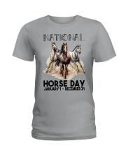 National Horse Ladies T-Shirt tile