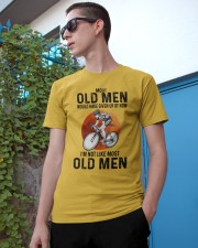 Cycling Most Old Men  Classic T-Shirt apparel-classic-tshirt-lifestyle-17