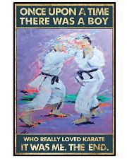 Karate Once Upon Poster 2  24x36 Poster front