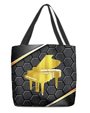 Phonecase Piano All-Over Tote tile