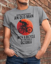 10 cycling old man never Classic T-Shirt apparel-classic-tshirt-lifestyle-26