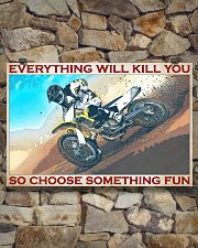 Motocross evrything fun 36x24 Poster poster-landscape-36x24-lifestyle-15