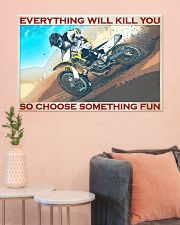 Motocross evrything fun 36x24 Poster poster-landscape-36x24-lifestyle-18