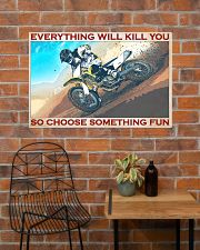 Motocross evrything fun 36x24 Poster poster-landscape-36x24-lifestyle-20