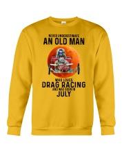 07 dragrc-olm Crewneck Sweatshirt tile