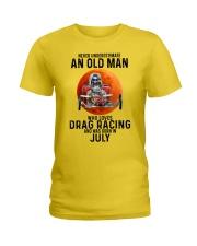 07 dragrc-olm Ladies T-Shirt tile