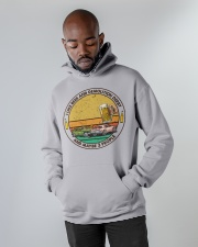 i like beer demolition derby Hooded Sweatshirt apparel-hooded-sweatshirt-lifestyle-front-09