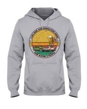 i like beer demolition derby Hooded Sweatshirt front