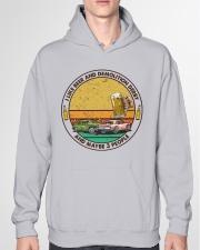 i like beer demolition derby Hooded Sweatshirt garment-hooded-sweatshirt-front-04