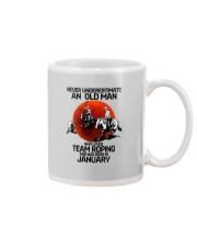 1 team roping never Mug tile