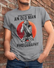 photography never old man Classic T-Shirt apparel-classic-tshirt-lifestyle-26