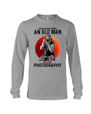 photography never old man Long Sleeve Tee tile