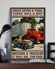 Trucker Poster 24x36 Poster lifestyle-poster-2