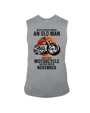 Motorcycle never 11 Sleeveless Tee tile