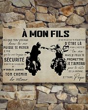 to my son france poster  36x24 Poster poster-landscape-36x24-lifestyle-15