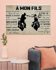 to my son france poster  36x24 Poster poster-landscape-36x24-lifestyle-18