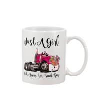 Truck Girl Mug front