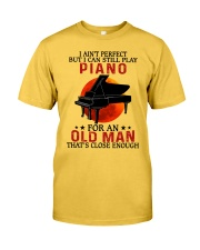 perfect piano olm Classic T-Shirt front
