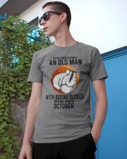 10 boxing old man Classic T-Shirt apparel-classic-tshirt-lifestyle-17