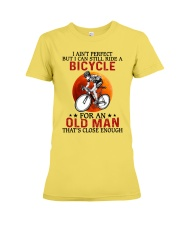 perfect cycling olm Premium Fit Ladies Tee tile